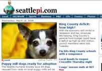 Fin de la edición impresa del Seattle Post-Intelligencer